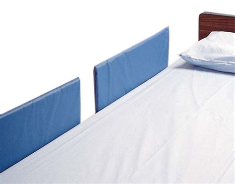 Vinyl Mattress Cover Safety by Split Rail Vinyl Bed Rail Pads Colonialmedical