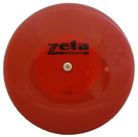 Alarm Bell 6 Zeta 6 Or 8 Inch Alarm Bell Discount Supplies