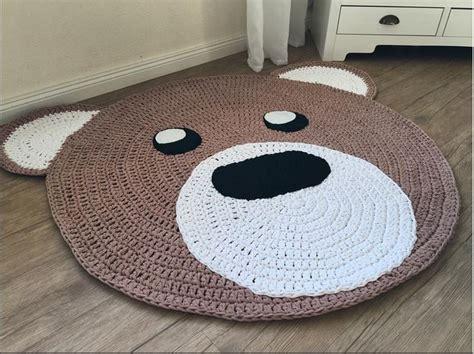 teppich kinderzimmer dawanda teppiche kinderzimmerteppich quot b 228 r sweet brown quot 100 cm