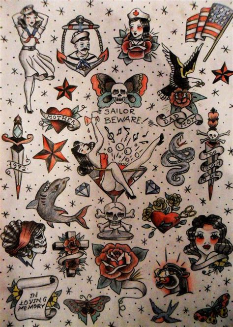 classic tattoo wallpaper traditional american tattoo drawings by martaeme on deviantart