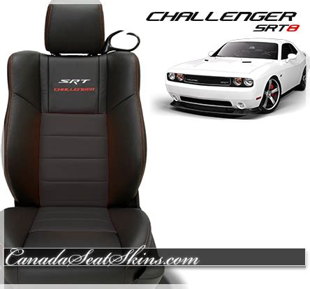 2014 challenger srt katzkin leather upholstery | the