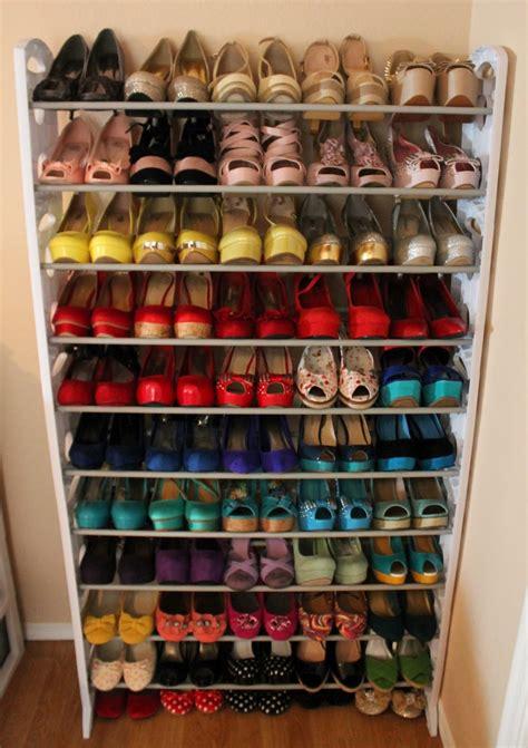 shoe stand for closet shoe storage shoe shelves closetmaid designer shoe racks for closets cement patio the