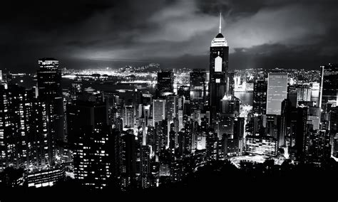 new york city skyline black and white wallpaper black and white city wallpaper wallpapersafari