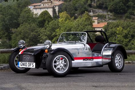caterham roadsport silodrome