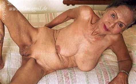 Wrinkled Old Grannies Naked