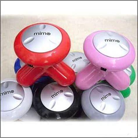 Alat Pijat Mini alat pijat getar portable si mungil pengusir lelah