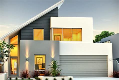 Perth Narrow Lot Homes 12m Designs Renowned Small Lot House Plans Melbourne