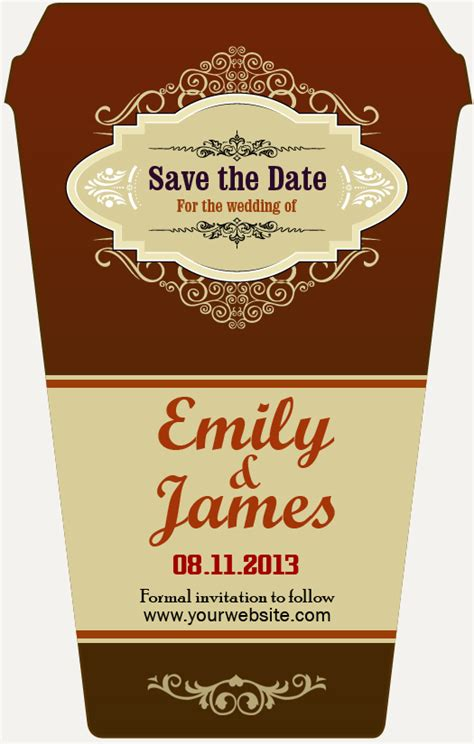 Wedding Save The Date Magnets Canada