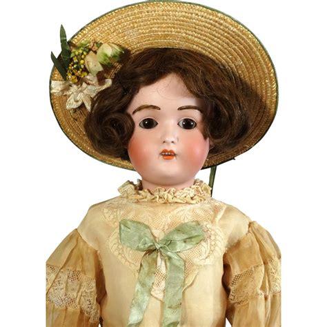 antique bisque doll restoration antique german bisque doll j d kestner 197 from