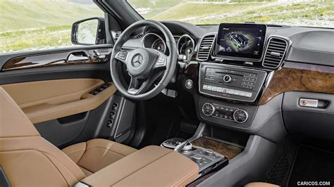 brown leather seats mercedes 2017 mercedes gls 350d 4matic leather saddle brown