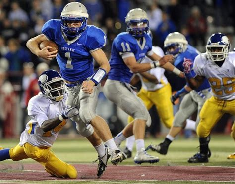 Photos: Football, Millard North vs. Omaha North, 11.19.12