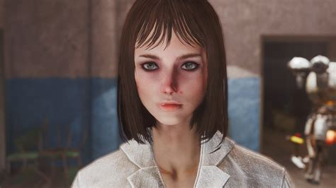 gallery of fallout 3 hair styles my piper fallout 4 mod download