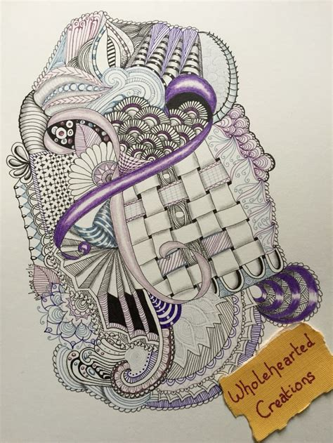 zentangle basket pattern 1091 best images about zentangle met kleur on pinterest