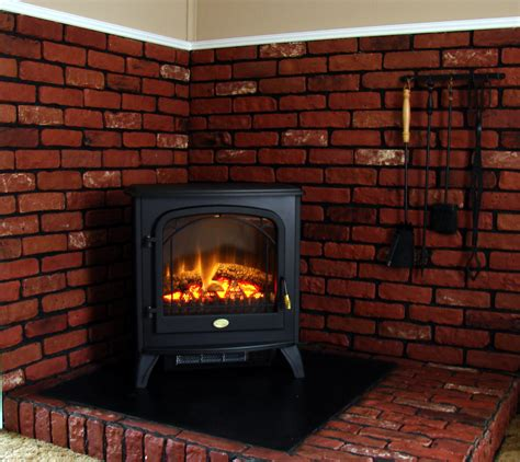 Corner Freestanding Fireplace by Freestanding Electric Stoves Gallery