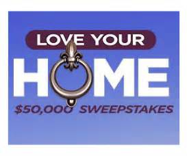 Hgtv 50000 Sweepstakes - win 50 000 cash from hgtv free sweepstakes contests giveaways