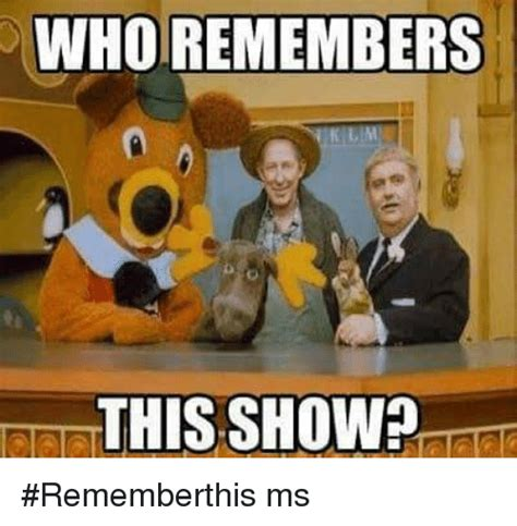 Who Meme - who remembers this show rememberthis ms meme on sizzle