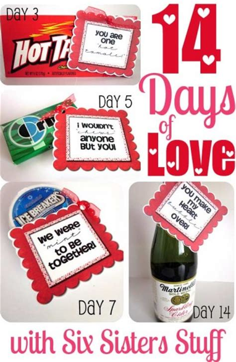 14 days valentines ideas 14 days of valentines raising lemons