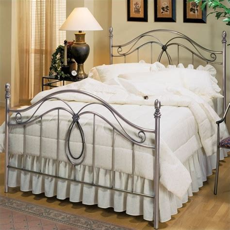 metal poster bed hillsdale milano antique pewter metal poster bed 167bxr