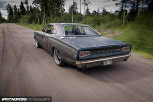 1968 dodge coronet based on 2007 charger srt8 amcarguide