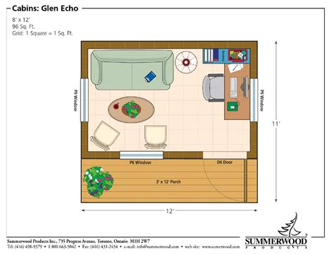 12 x 20 cabin floor plans fernando 12 x12 shed plans 12x20
