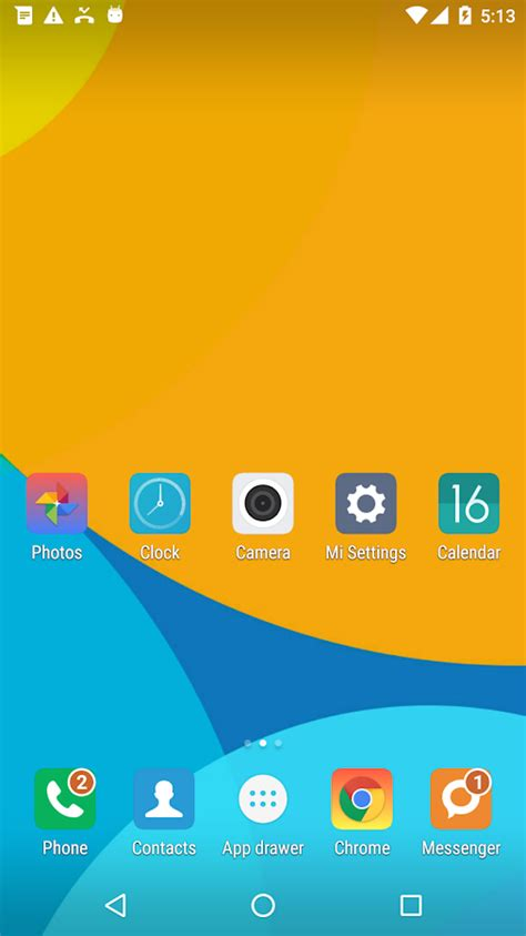 mi themes launcher mi launcher pro android apps on google play