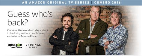 amazon top gear amazon signs deal with ex top gear presenters
