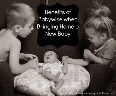 K Fed Has A New Sweetie by Babywise Benefits When Bringing Home A New Baby Babywise
