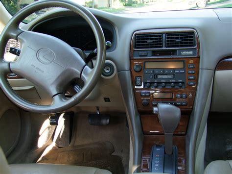 2001 lexus es300 interior 2001 lexus es 300 interior pictures cargurus