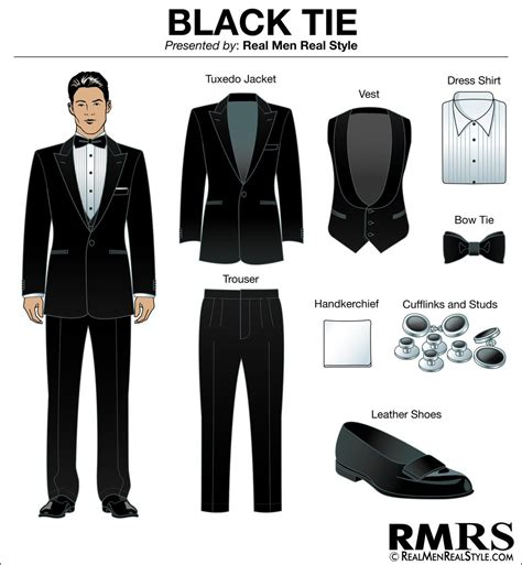 what hairstyles r in fo black tie event real men real style on twitter quot black tie dress code