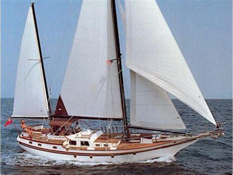 sailing la vagabonde new boat 1974 vagabond vagabond 47 staysail ketch sailboat for sale