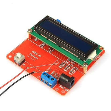 lc meter with arduino sainsmart m8 transistor tester diode triode capacitance esr lc meter mos pnp npn soldered 3d