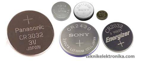 Baterai Kancing sony baterai kancing cr1620 daftar update harga terbaru
