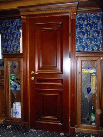 Cherry Wood Doors Interior Cherry Door Classic Craftsman Cherry Doors