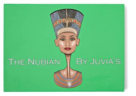 Juvias Place The Nubian Eye Shadow Green nubian eyeshadow palette juvia s place