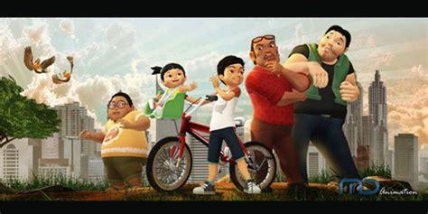 film kartun anak adit dan sopo jarwo adit sopo jarwo serial animasi indonesia yang