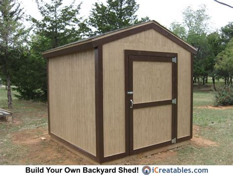How To Build An 8x8 Shed by 1000 Ideas About 8x8 Shed On Sheds Diy Shed