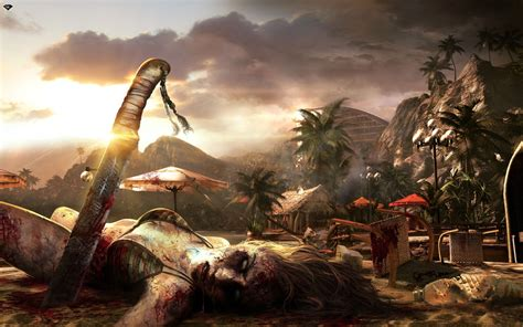 dead island  wallpapers high quality