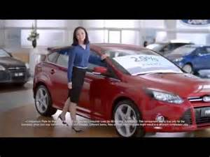 Ford Tv Commercial In Blue Ford Australia 2 9 P A Comparison Rate Tv