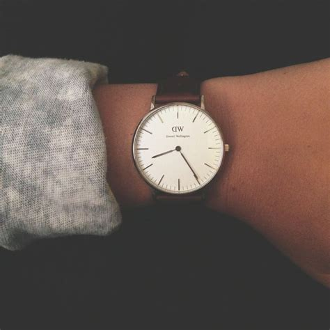 Dw Watches aaaah i bought one of these swedish last sunday daniel wellington watches
