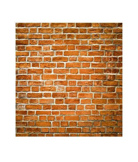buy paw brown brick wall texture wallpaper panel