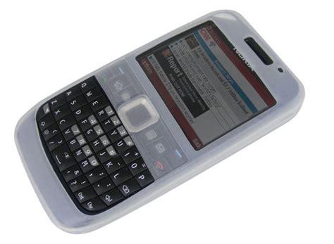 Casing Nokia E63 nokia e63 silicone nokia silicon skin nokia