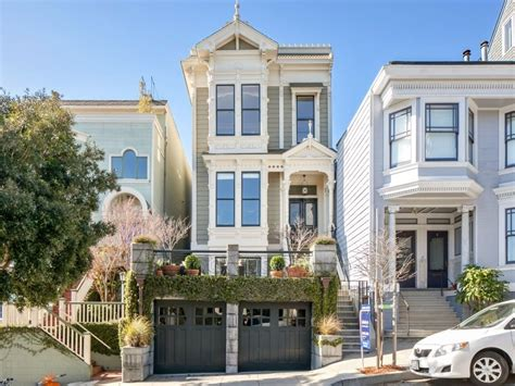 homes for sale san francisco 10 victorian homes to swoon over for valentine s day