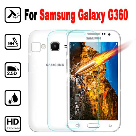 360 Protective Tempered Glass Samsung J2 Prime for samsung galaxy prime g360 screen protector tempered glass protective prime g