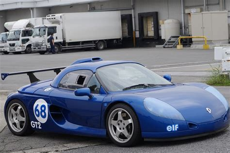 Renault Spider Racecarsdirect 1997 Renault Sport Spider Coupe