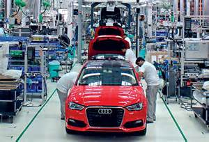 Where Are Audis Assembled Luxury Carmakers Are Increasing Their Use Of Indigenous