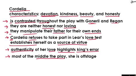 king lear themes notes king lear character analysis part 1 youtube