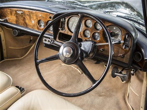 old bentley interior 1964 bentley s 3 continental coupe mulliner park ward uk