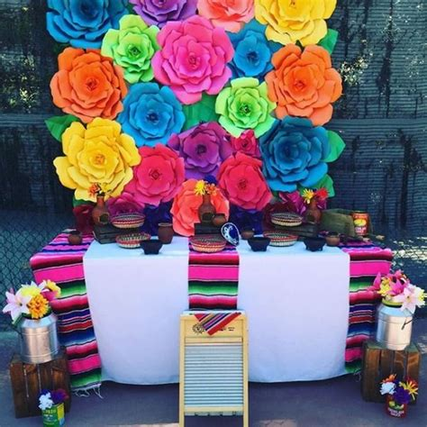 mexican themed table decorations 25 best centerpieces ideas on