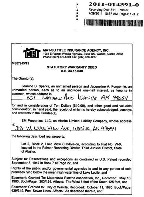 house deed revealed bristol palin bought her luxurious new house in alaska already in july 2011