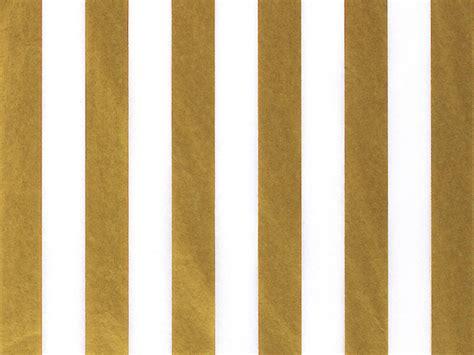 and gold striped gold metallic stripe tissue paper half ream